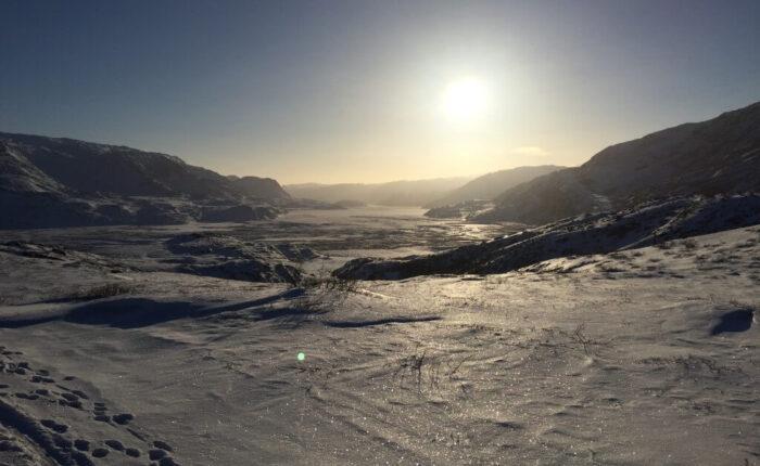 Grønland ACT Oles lakseelv