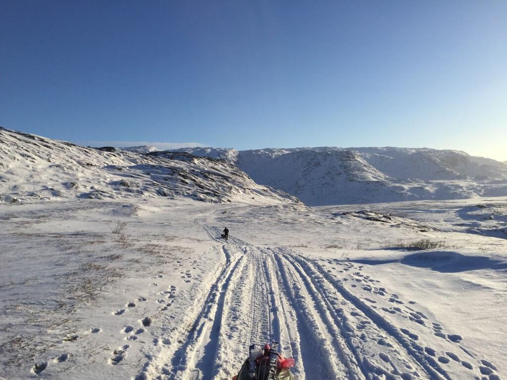 Grønland ACT Opstigning