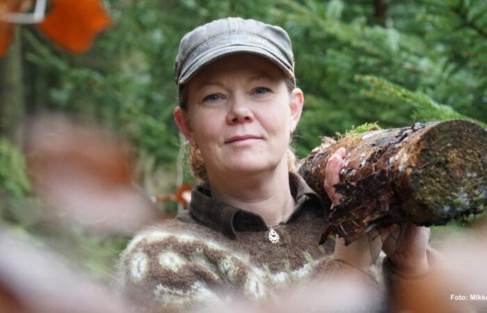 Sjaelesund Podcast Om at være alene i vildmarken