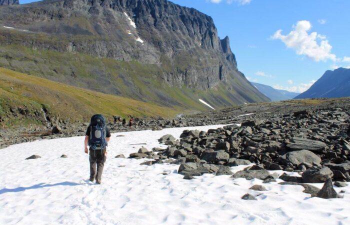 Snefelt Lapland