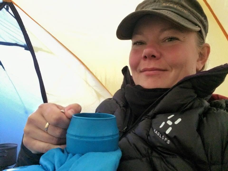 WHW kaffe i teltet