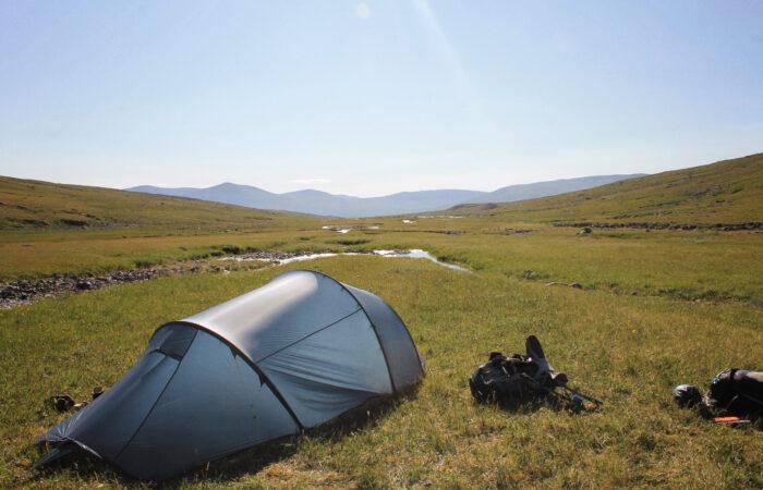 Lapland telt