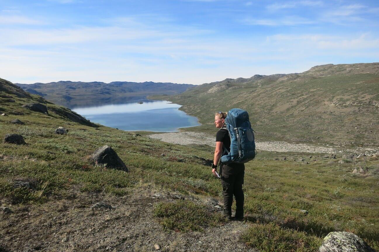 Grønland orientering