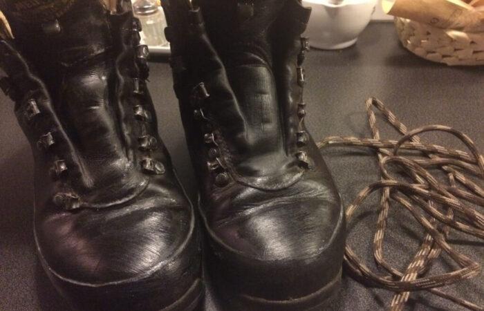 Støvler klar